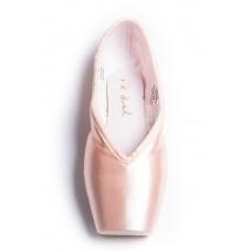 Sansha FR Duval-strong, baletné špice s plastovou stielkou