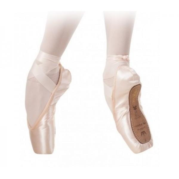 FR Duval-strong, baletné špice s plastovou stielkou