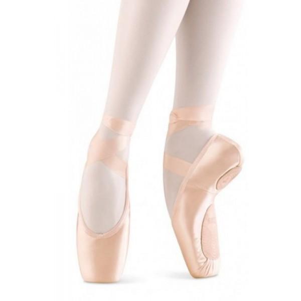 Bloch Eurostretch, strečové baletné špice