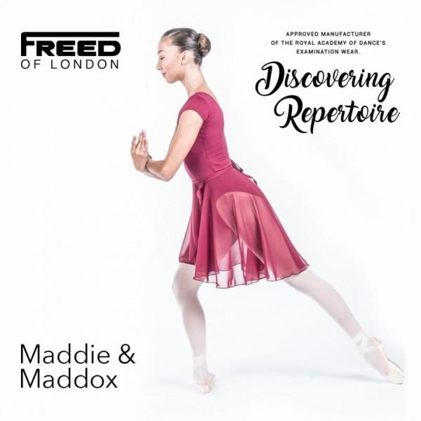 Freed of London MADDOX, zavinovacia sukňa