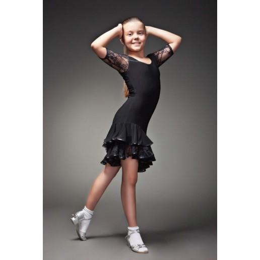 Detské šaty na latino 216