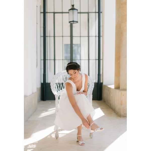 Gigi, svadobné topánky