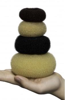 Dansez Vous hair donut, držiak konte XL