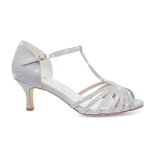 Isabelle, svadobné topánky