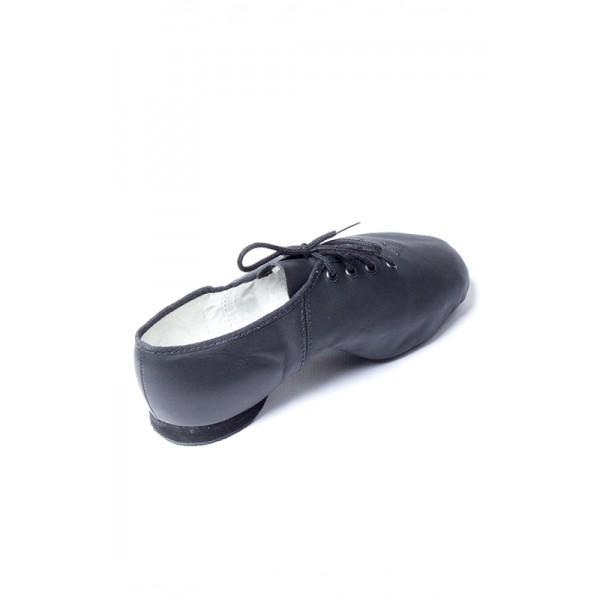 Bloch jazzová obuv, delená semiš podrážka