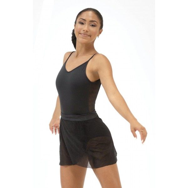 Capezio Lace Camisole Leotard, baletný dres