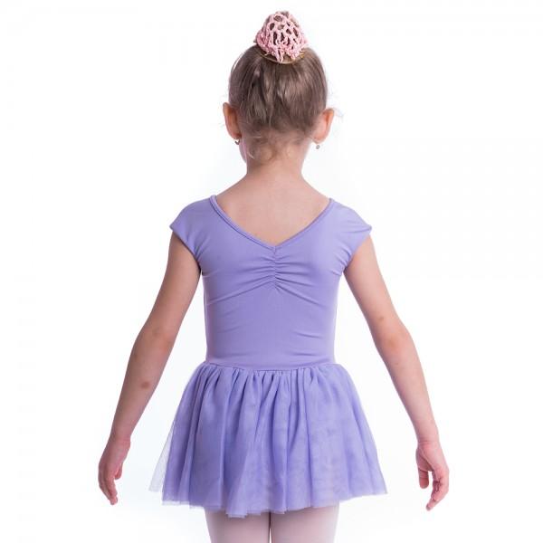 Mirella Rozsypané kvety, detský dres s tutu sukničkou
