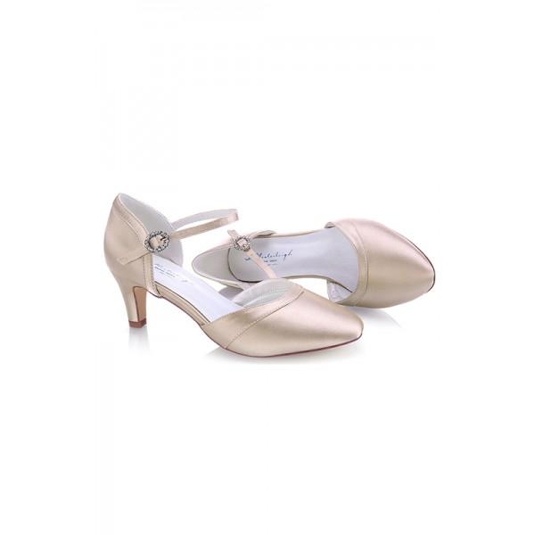 Mona, svadobné topánky
