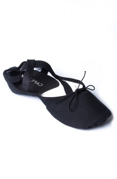 Capezio MR JAMES WHITESIDE BALLET SHOE, baletné cvičky