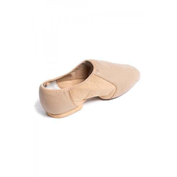 Bloch neo-flex slip on, jazzová obuv pre deti