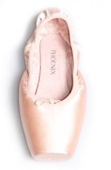 Capezio Phoenix baletné špice, tvrdá stielka