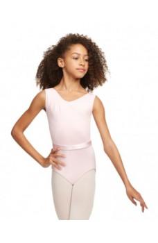 Capezio Princess Perfect, detský dres s mašličkou