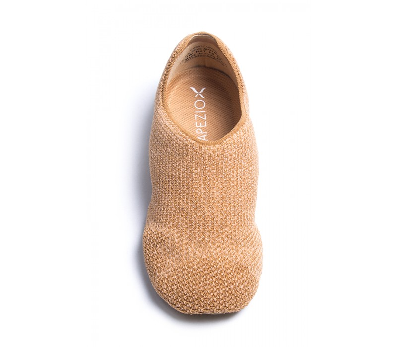 Capezio Pure Knit Jazz Shoe, tanečná obuv - Telová Capezio