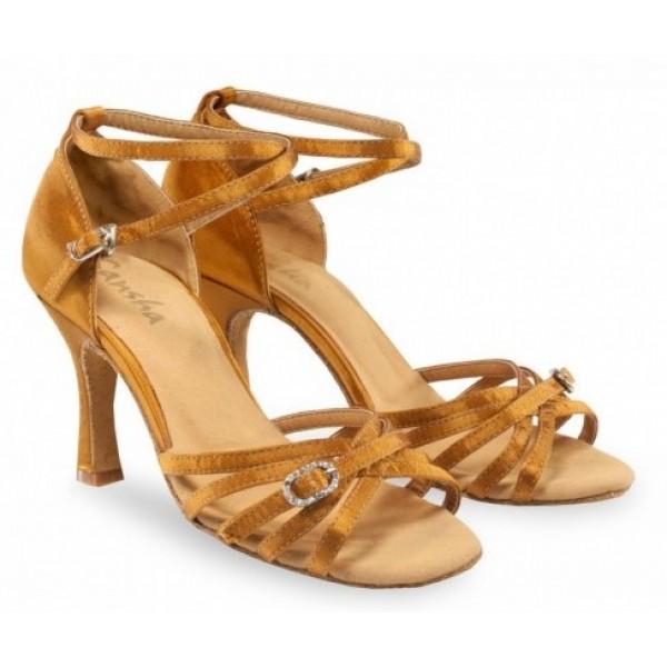 Sansha Adriana, topánky na latinskoamerický tanec