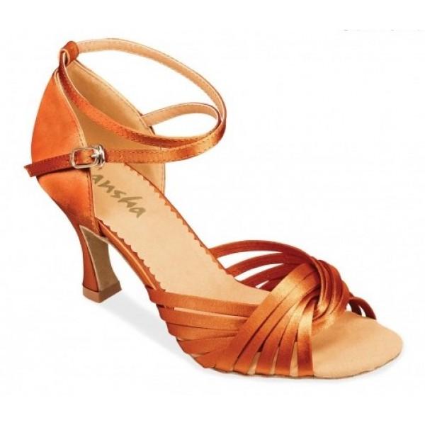 Sansha Ashley, topánky na spoločenský tanec