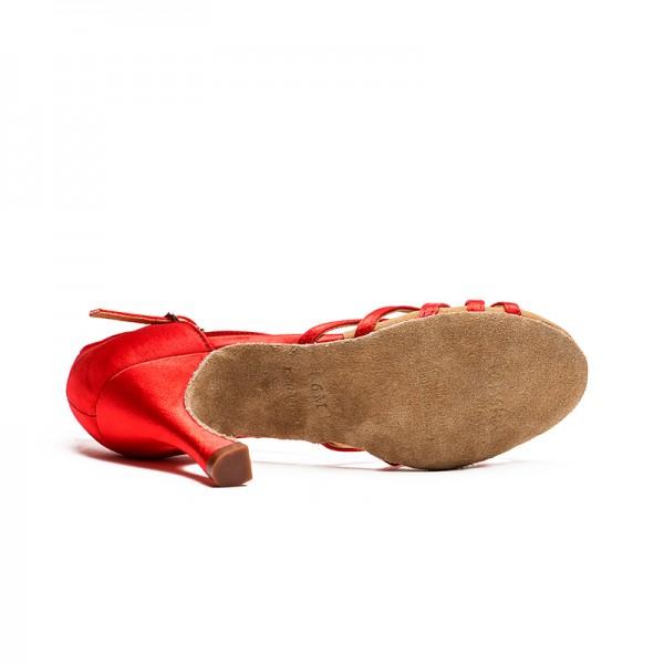 Sansha Dolores, topánky na latinskoamerický tanec