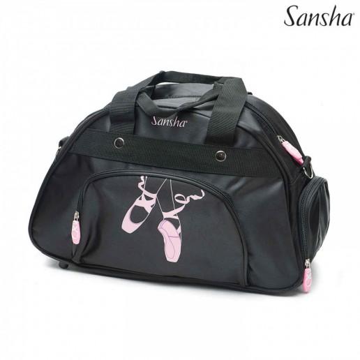 Sansha detská taška s obrázkom špičiek