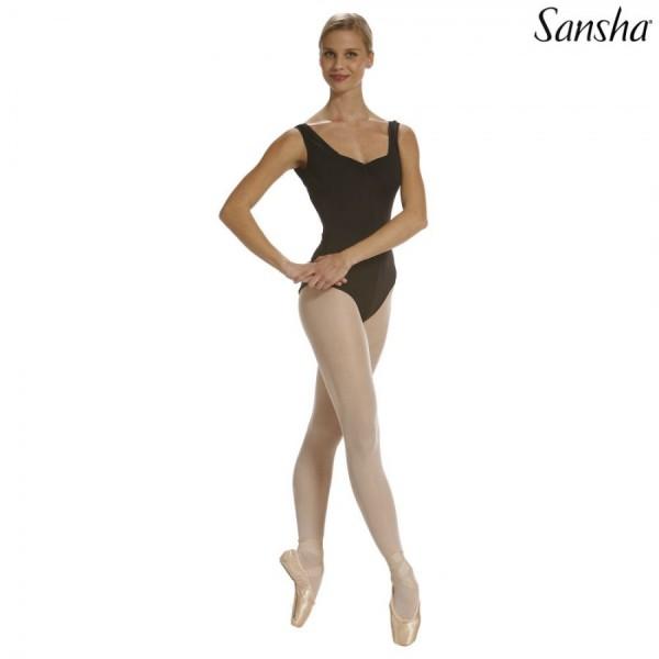 Sansha Perry, dres s odhaleným chrbátom