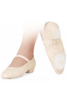 Sansha Prima, kožené pedagogické topánky