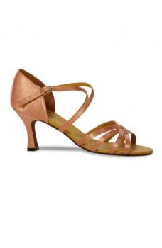 Sansha Rosa BR31007S, topánky na spoločenský tanec