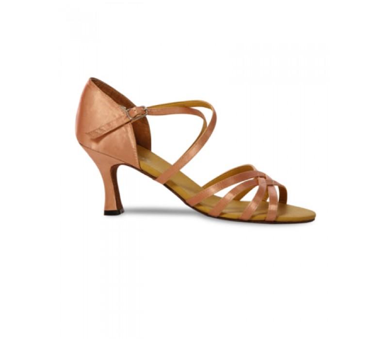 cf0a3825e561c Sansha Rosa BR31007S, topánky na spoločenský tanec | Dancemaster SK