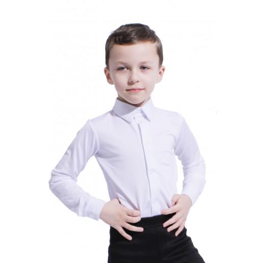 Košeľa, body na spoločenský tanec basic pre chlapcov