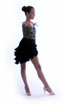Dámska sukňa na latino Pro