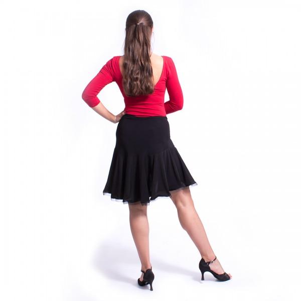Dámska sukňa na latino basic