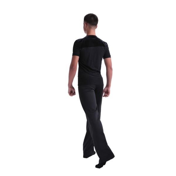 Tričko na spoločenský tanec 441 pre mužov