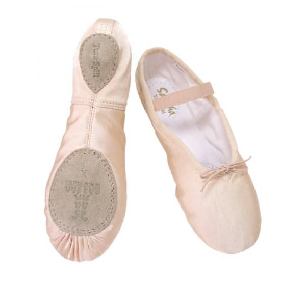 Sansha Tutu Split 5S, baletné cvičky