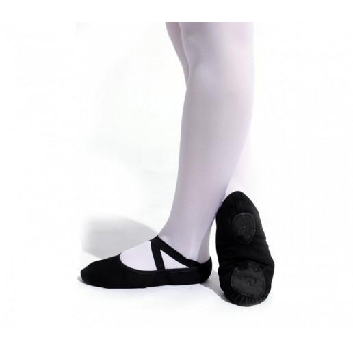Dansez Vous Vanie L, pánske elastické baletné cvičky